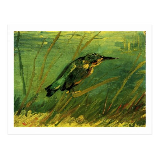 The Kingfisher, Vincent van Gogh Post Cards