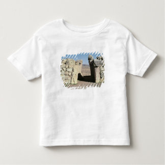 The King's Gate from the walls of Hattusas Toddler T-Shirt