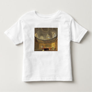 The King's Library, Buckingham House, from 'The Hi T Shirt