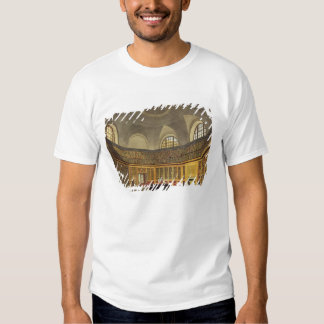 The King's Library, Buckingham House, from 'The Hi Tshirts