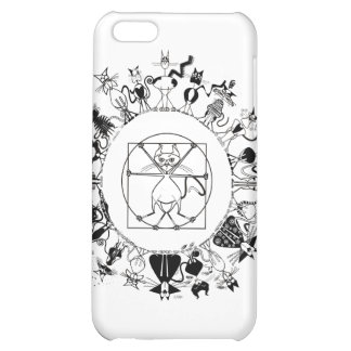 The Kinky Mandala Speck Case iPhone 5C Cases