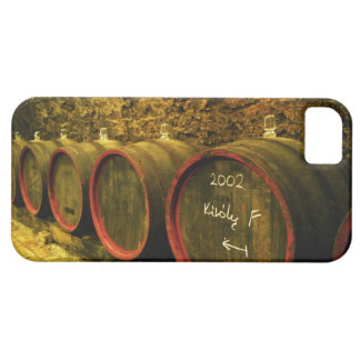 The Kiralyudvar winery: Barrels with Tokaj wine iPhone 5 Cases