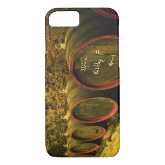 The Kiralyudvar winery: Barrels with Tokaj wine iPhone 7 Case