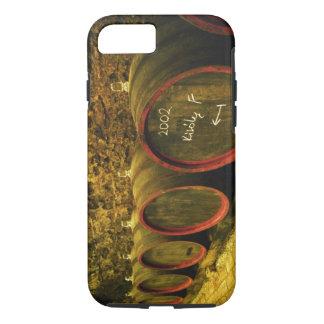 The Kiralyudvar winery: Barrels with Tokaj wine iPhone 8/7 Case