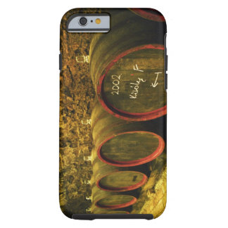 The Kiralyudvar winery: Barrels with Tokaj wine Tough iPhone 6 Case