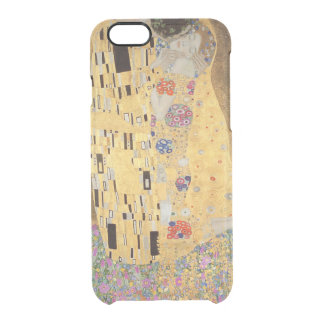 The Kiss, 1907-08 Clear iPhone 6/6S Case