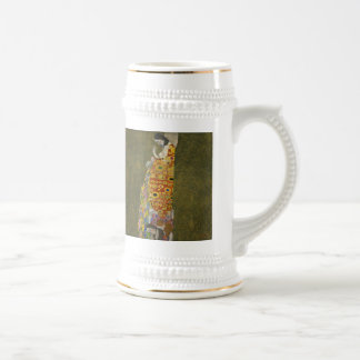 The Kiss and Hope Two by Gustav Klimt Beer Steins