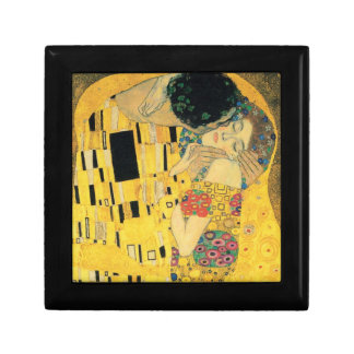 The Kiss by Gustav Klimt Gift Box