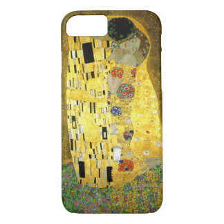 The Kiss by Gustav Klimt iPhone 7 Case
