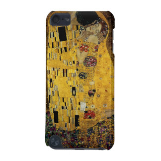 The Kiss by Gustav Klimt iPod Touch 5G Cases