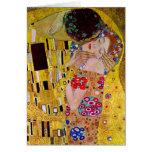 The Kiss by Gustav Klimt, Romantic Christmas