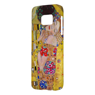The Kiss by Gustav Klimt, Vintage Art Nouveau