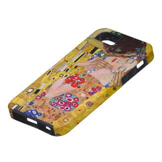 The Kiss by Gustav Klimt, Vintage Art Nouveau Case For The iPhone 5