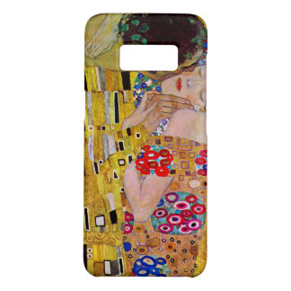 The Kiss by Gustav Klimt, Vintage Art Nouveau Case-Mate Samsung Galaxy S8 Case