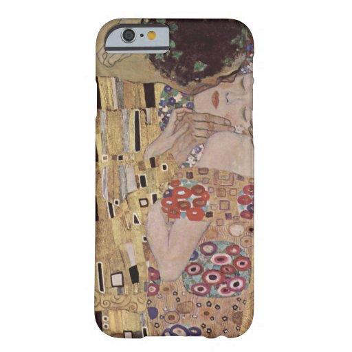 The Kiss Detail - Gustav Klimt iPhone 6 Case