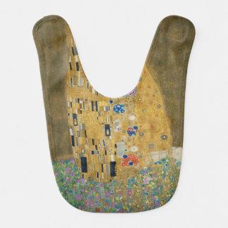 The Kiss - Gustav Klimt Bib