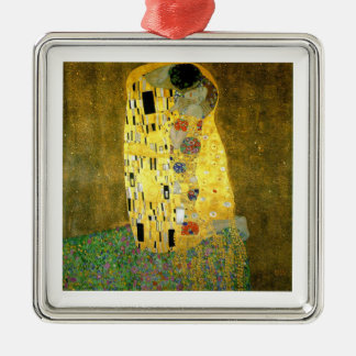 The Kiss ~ Gustav Klimt Christmas Ornament