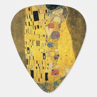 The Kiss - Gustav Klimt Guitar Pick