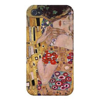 The Kiss, Gustav Klimt iPhone 4/4S Covers