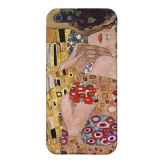 The Kiss, Gustav Klimt iPhone 5/5S Case