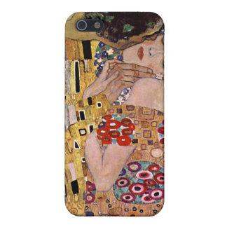 The Kiss, Gustav Klimt iPhone 5/5S Cover