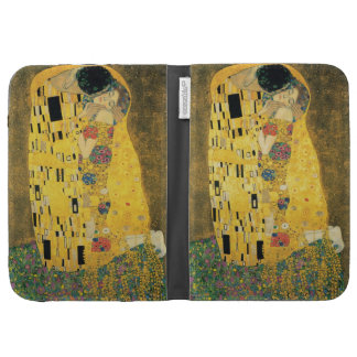 The Kiss - Gustav Klimt Kindle Folio Case