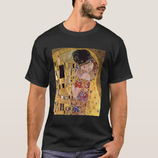 The Kiss, Gustav Klimt T-Shirt