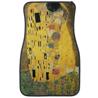 The Kiss - Gustav Klimt Car Mat