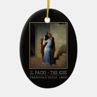 The Kiss / Il Bacio ornament