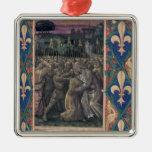 The Kiss of Judas Ornaments