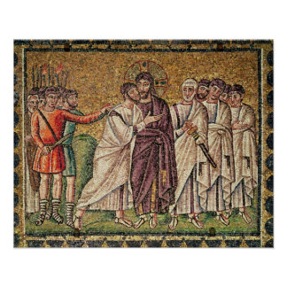 The Kiss of Judas, Scenes from the Life of Christ Poster