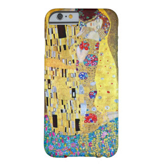 The Kiss (original Der Kuss) by Gustav Klimt Barely There iPhone 6 Case