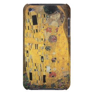 The Kiss, ,reproduction,Gustav Klimt painting,art, Barely There iPod Cover