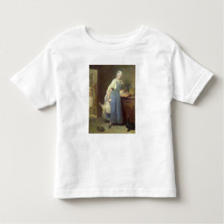 The Kitchen Maid with Provisions, 1739 Tee Shirts