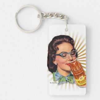 The Kitsch Bitsch : Disembodied Ladies of Kitsch Key Ring