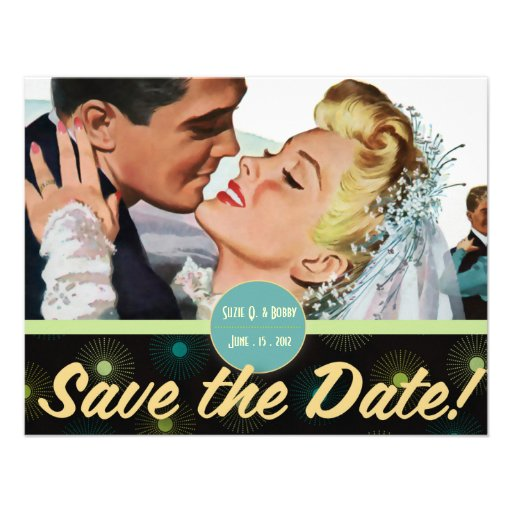 The Kitsch Bitsch : For Better ... Personalized Announcements