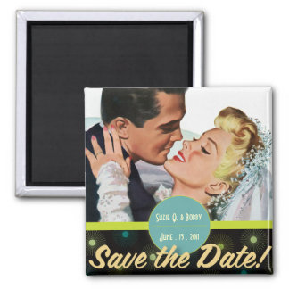 The Kitsch Bitsch : For Better ... Square Magnet