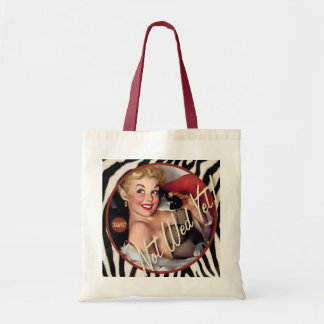 The Kitsch Bitsch : Not Wed Yet! Tote Bags