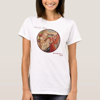 The Kitsch Bitsch : Not Wed Yet! T-Shirt
