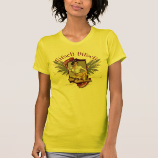 The Kitsch Bitsch Soda Girl Pin-Up T Shirt