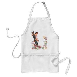 The Kitsch Bitsch : Up A Tiki Tree! Standard Apron