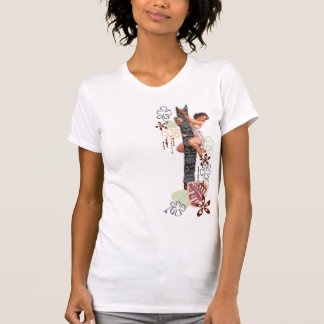 The Kitsch Bitsch : Up A Tiki Tree! T-Shirt
