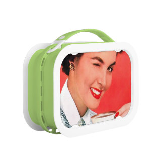 The Kitsch Bitsch™: Vintage Advertising Graphics Lunchboxes