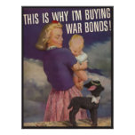 The Kitsch Bitsch : War Bonds Poster