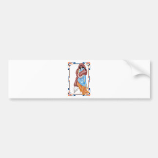 the kitsune's wedding bumper sticker