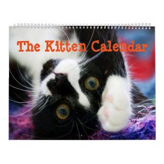 The Kitten Calendar