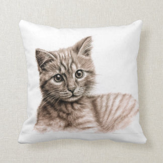 The kitten - The cements Cushions