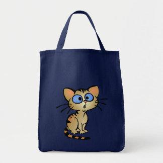 The Kitten Tote Bag