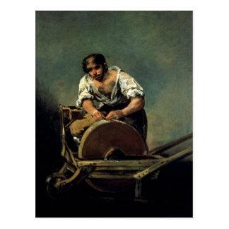 The Knife-Grinder, c.1808-12 Postcards