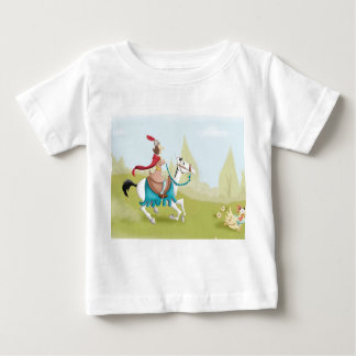 """""""The Knight"""" Baby T-Shirt"""